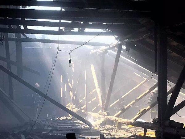 На Черкащині 4 одиниці техніки та 16 рятувальників ліквідовували масштабну пожежу