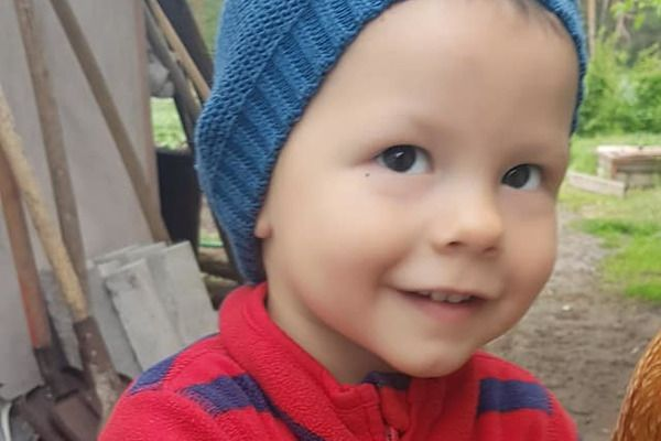 Маленький черкащанин, який бореться з раком, потребує коштів для операції за кордоном