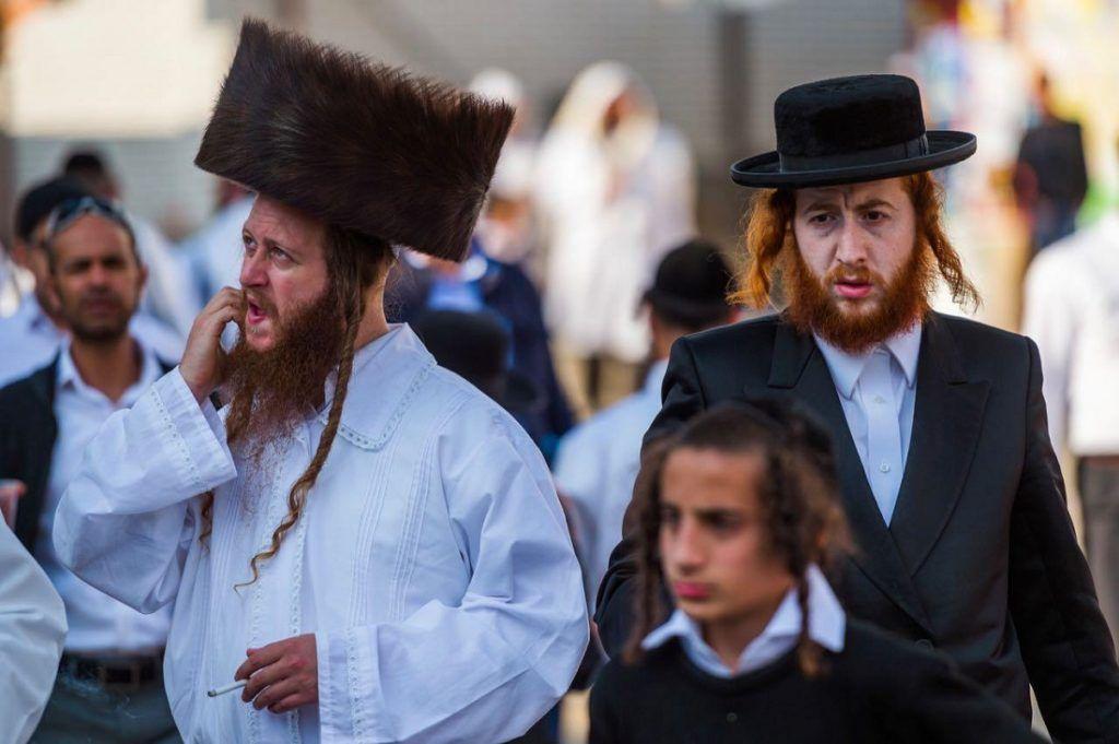 В Умані помітили кортеж головного рабина ОАЕ