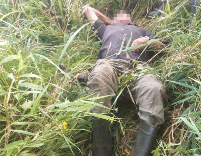 На Черкащині добу шукали пенсіонера, який зник на полюванні