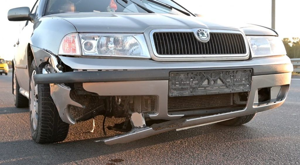 В Умані чоловіка розірвало автомобілем (ФОТО)