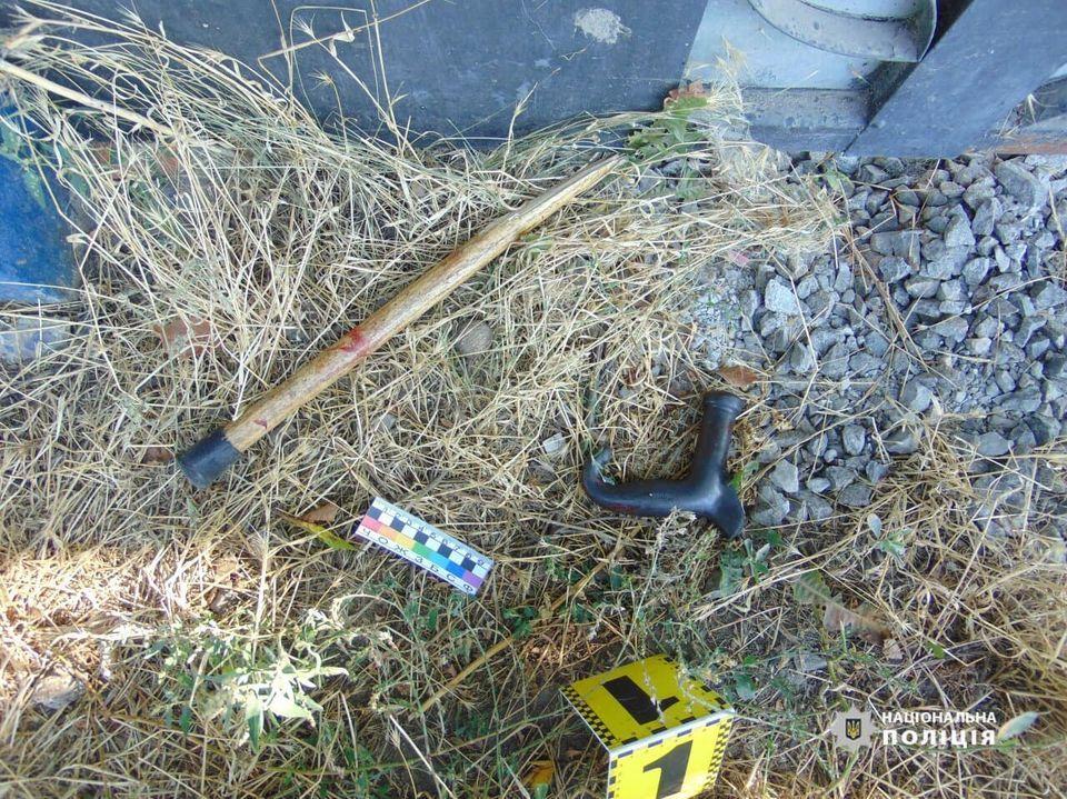 На Черкащині чоловіка побили так, що вранці виявили уже мертвим
