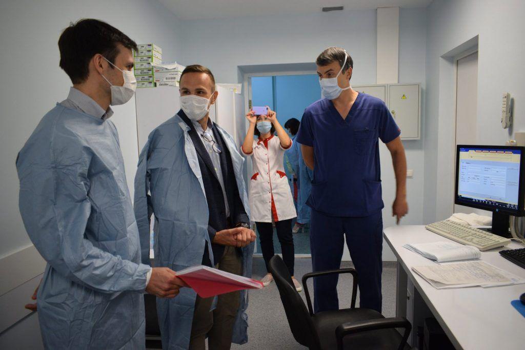 «На Черкащині збираються вперше трансплантувати нирки і серце» – заступник міністра охорони здоров'я