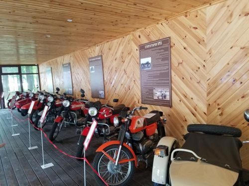 Під Уманню працює Музей мотоциклів (відео)