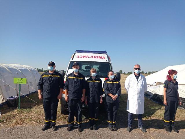У Черкасах презентували систему цивільного захисту області (фото)
