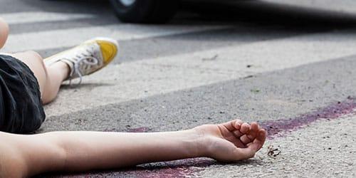 В Умані автомобіль наїхав на жінку на пішохідному переході