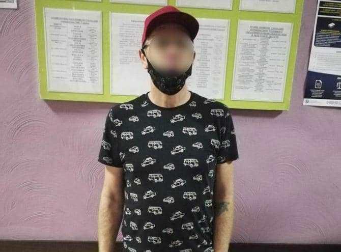 В Умані затримали чоловіка, який пограбував хасида
