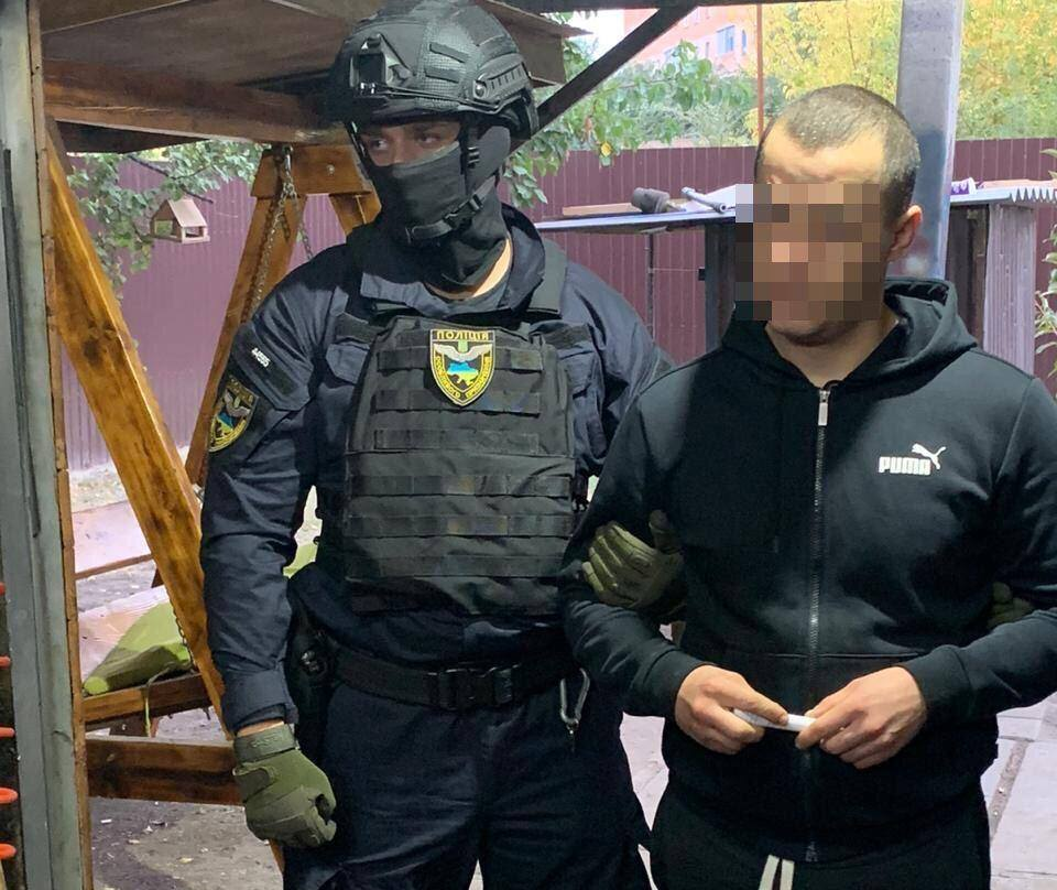 На Черкащині затримали злочинців, які крали паладій в «Укртелекому»