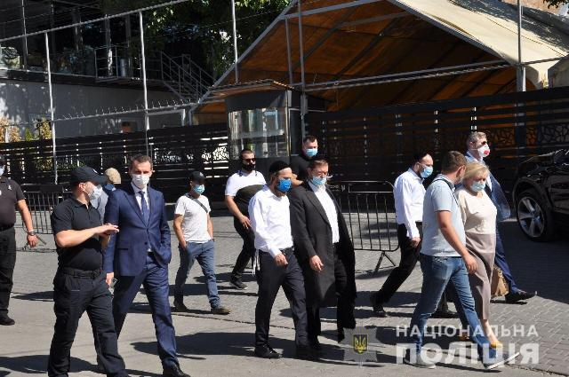 Поліцейські в Умані заступили на посилений варіант несення служби