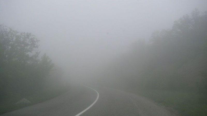 Черкащину знову накриє туман