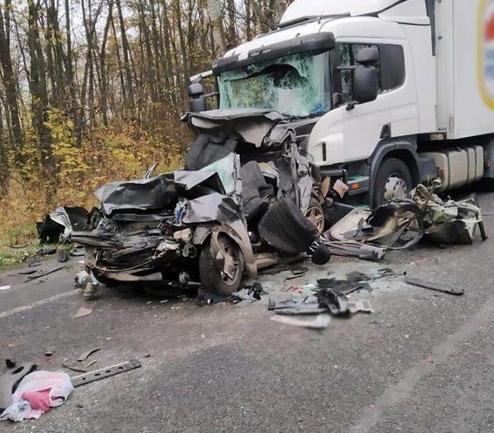 Слідчі затримали водія, який спричинив смертельну ДТП на Уманщині