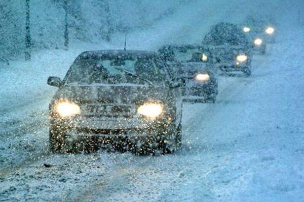 У Черкаській області місцями випало до 3 см снігу