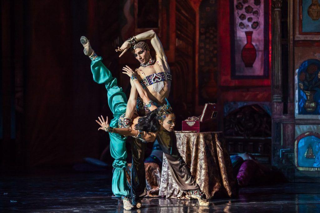 До Черкас приїдуть зірки світового балету