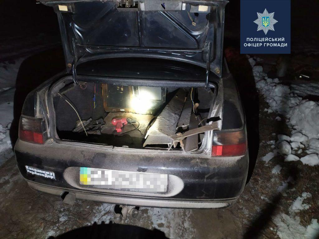 На Черкащині затримали чоловіка, який обкрадав покинуті будинки (Фото)