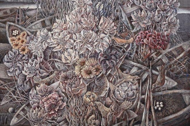Картину художника з Черкащини продали на аукціоні за рекордну суму