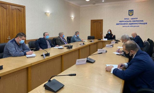 На Черкащині планують розробити Програму з підтримки національних меншин