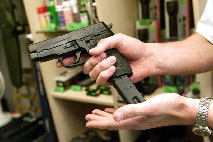 Жителю Уманщини за зберігання зброї загрожує до 7 років ув'язнення