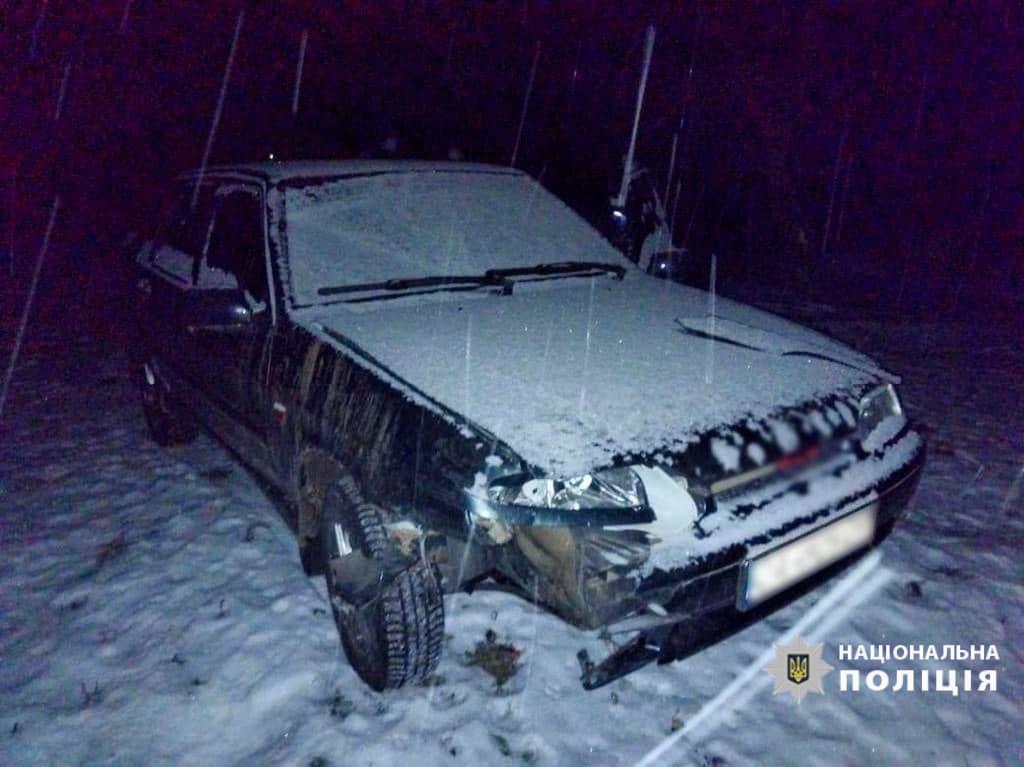 """""""Збив пішохода та втік"""": поліція розслідує обставини смертельної ДТП на Черкащині"""