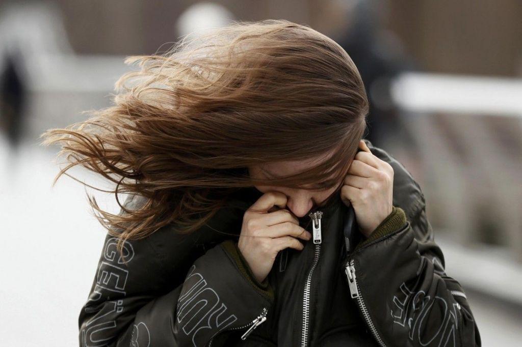 На Черкащині очікуються пориви вітру та ожеледиця