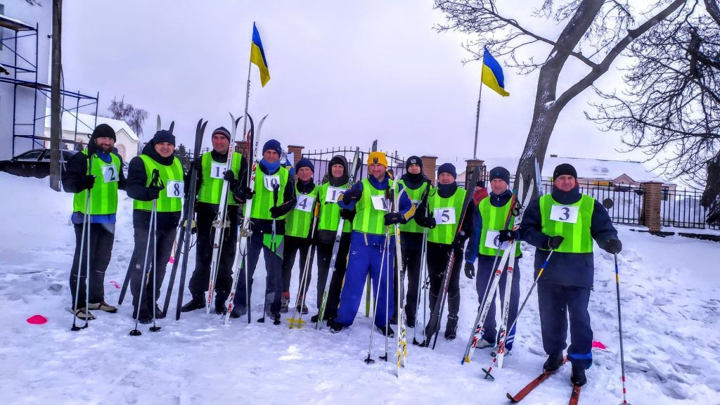 На Черкащині влаштували лижні перегони (фото)