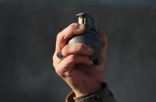 Жителька Черкащини продала поліцейським гранату за дві тисячі гривень