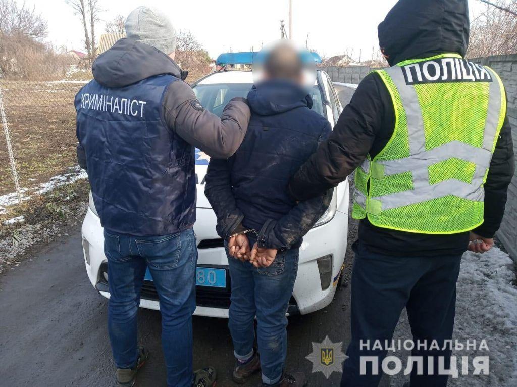 У Жашкові затримали молодика під час збуту наркотиків