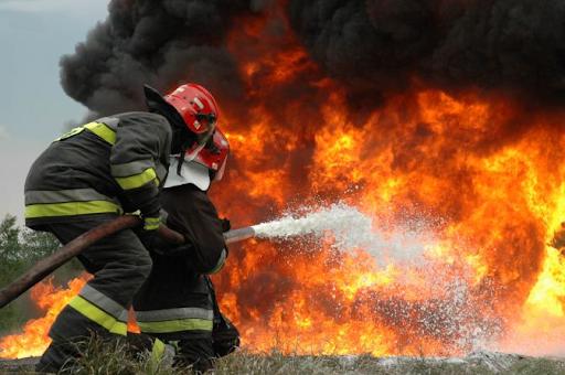 На уманчанку склали протокол за те, що покинула дітей і вони ледь не згоріли (ФОТО)