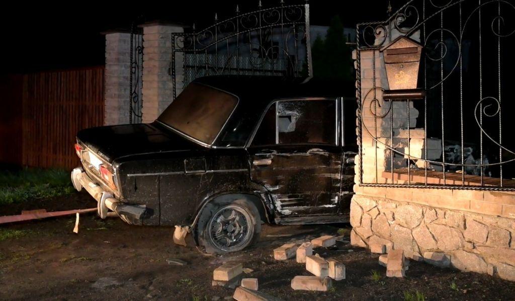 В Умані п'яний хлопець викрав 3 автівки, щоб доїхати в село додому (ФОТО)