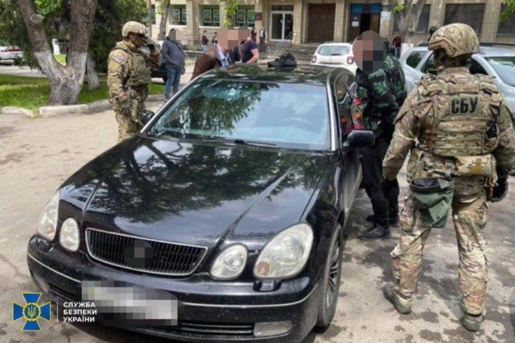 СБУ затримала учасників злочинного угруповання, які тероризували громадян на Черкащині