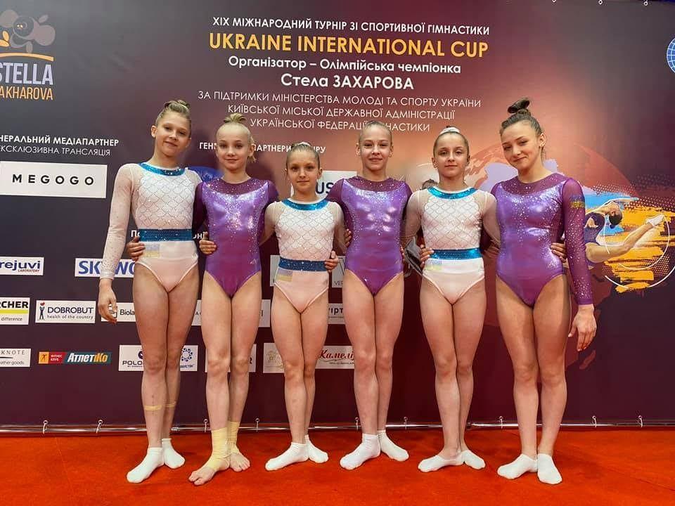 Переможні виступи на міжнародних змаганнях демонструють Черкаські гімнасти, фото-1