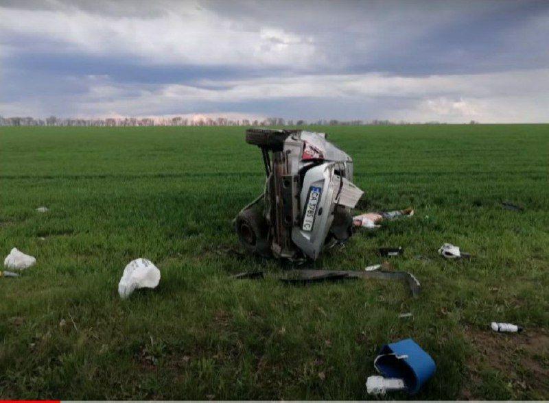 На Черкащині чоловік поцупив авто у свого друга і розбився насмерть (ФОТО, ВІДЕО)