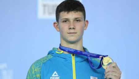 Кращий спортсмен квітня на Черкащині - легкоатлет