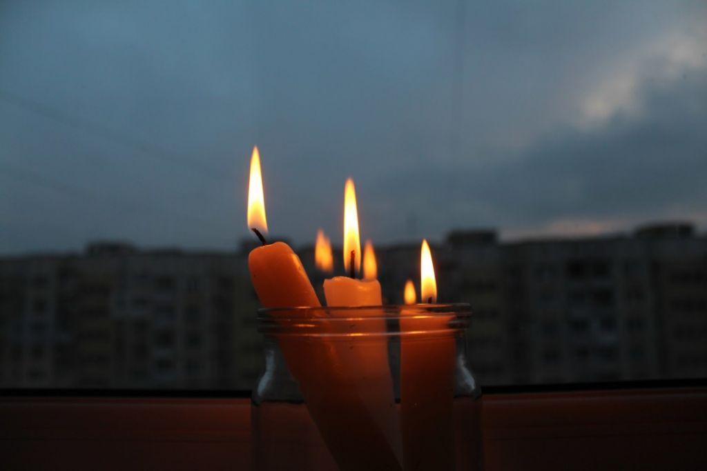 На Черкащині 10 населених пунктів залишилися без світла через негоду