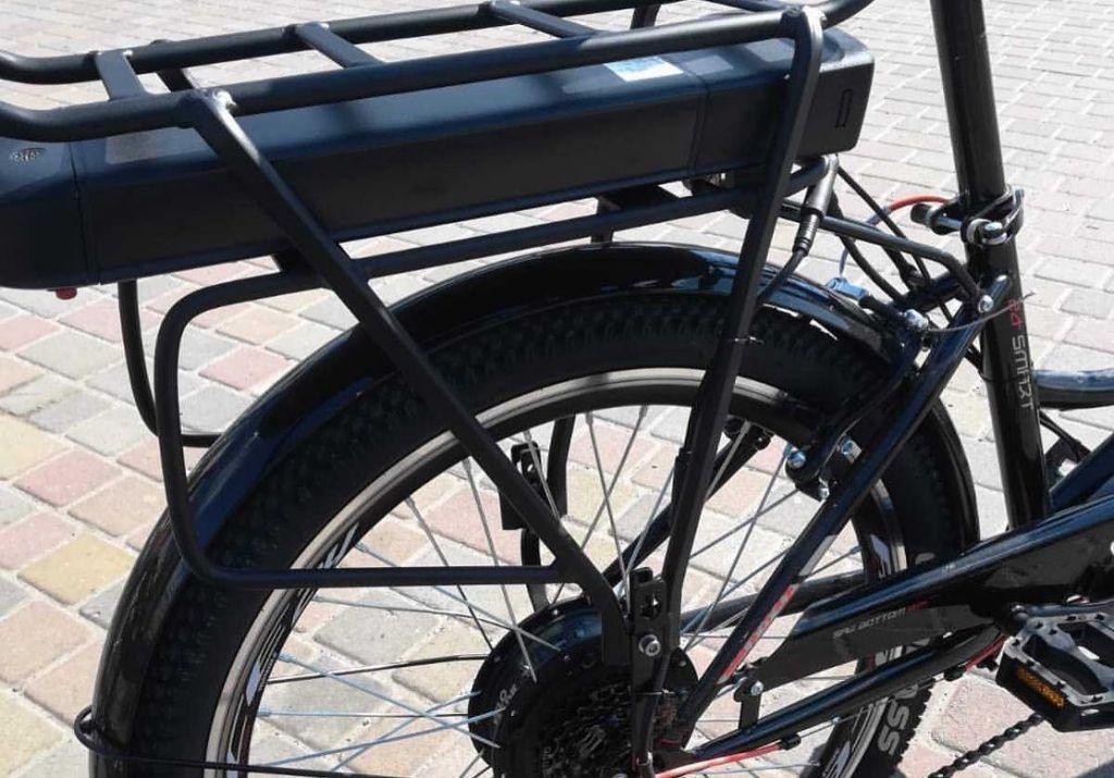 У Черкасах в людини з інвалідністю викрали велосипед, завдяки якому він пересувався