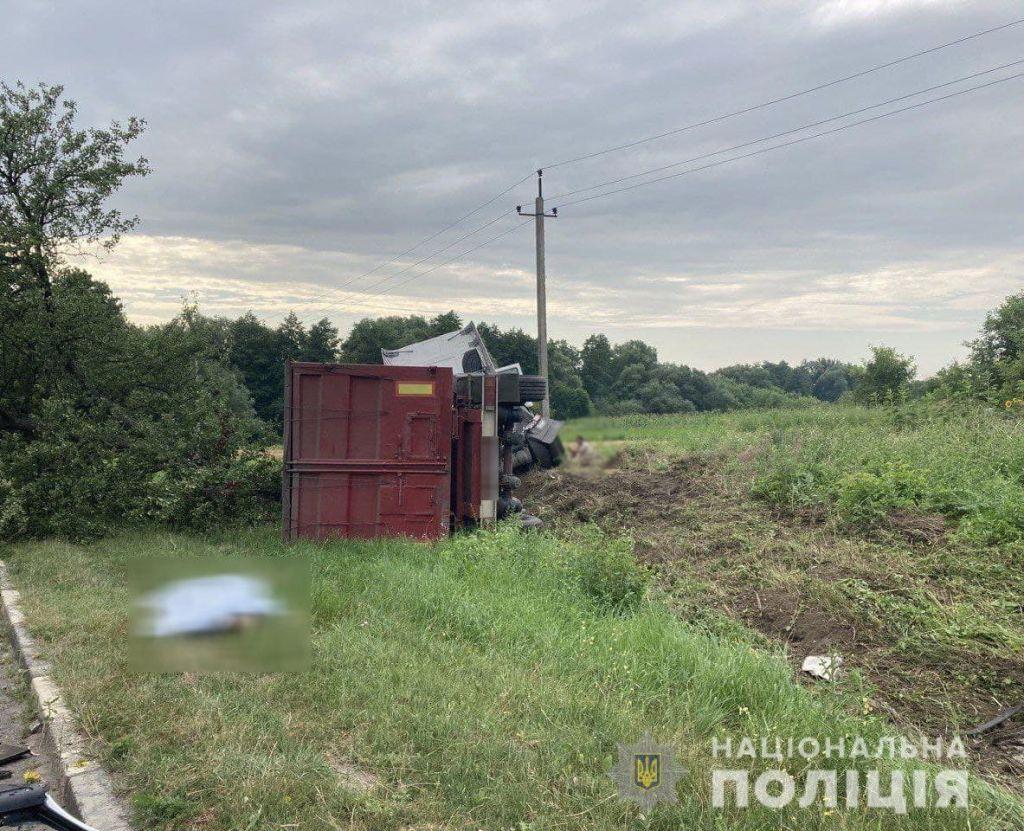 У сьогоднішній ДТП на Черкащині загинула 12-річна дитина