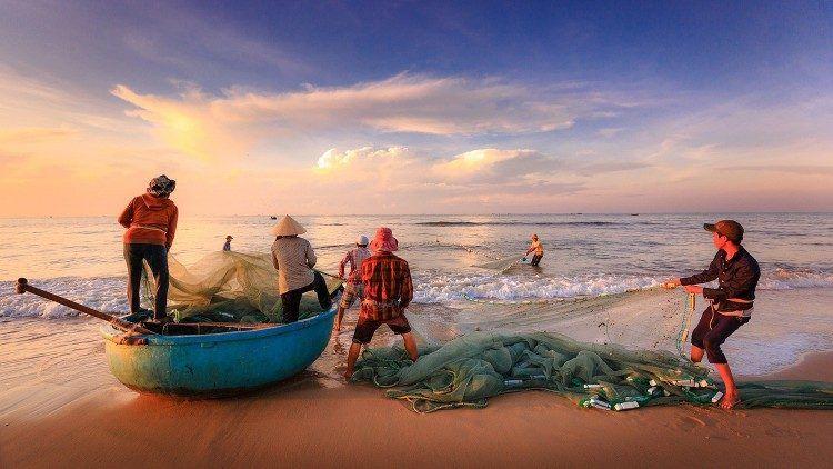 Понад сотню черкащан працевлаштували рибаками