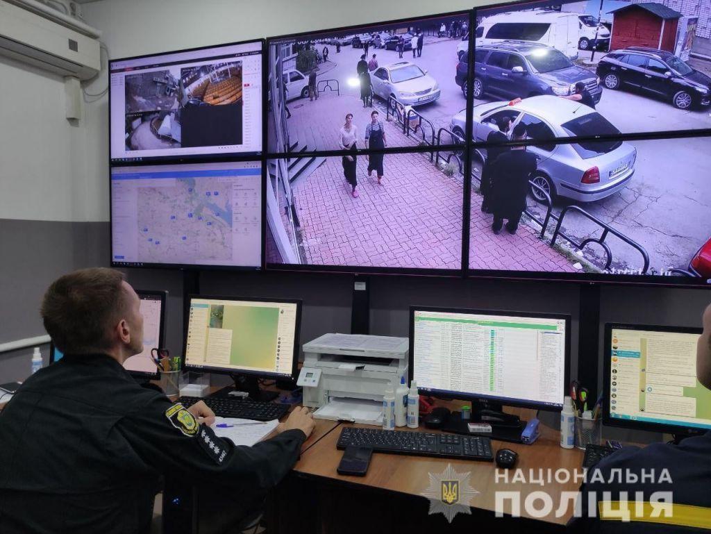В Умані у районі паломництва працює Міжнародна поліцейська станція