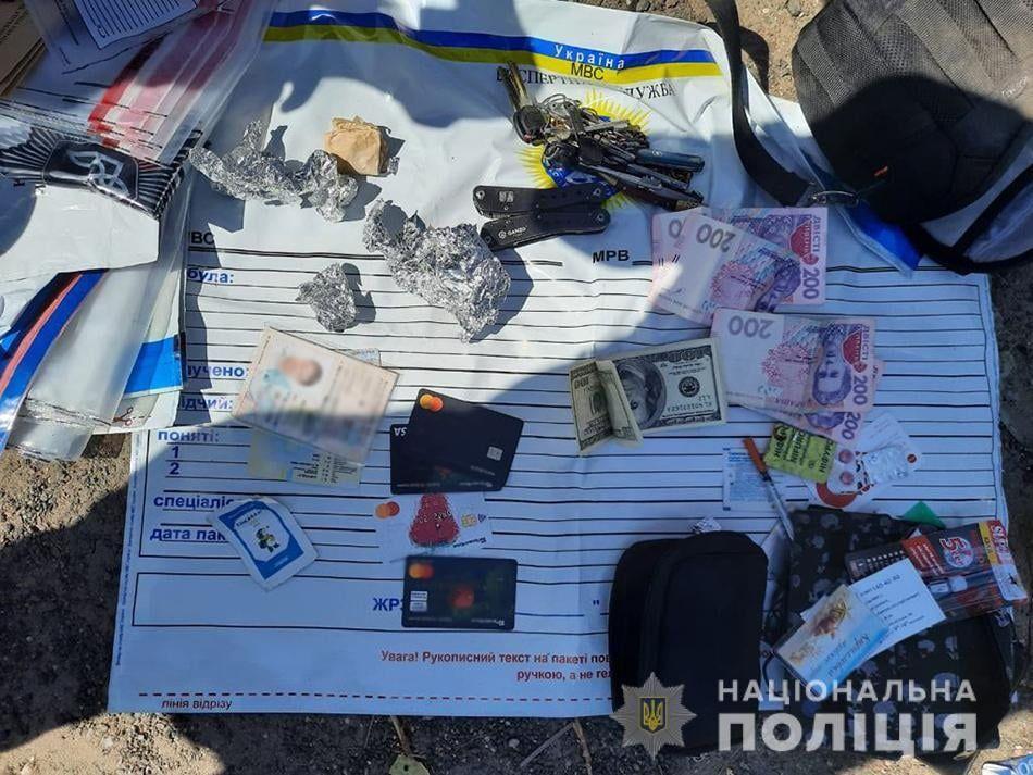 """Групу """"квартирників"""" затримали на Черкащині з краденими речами"""