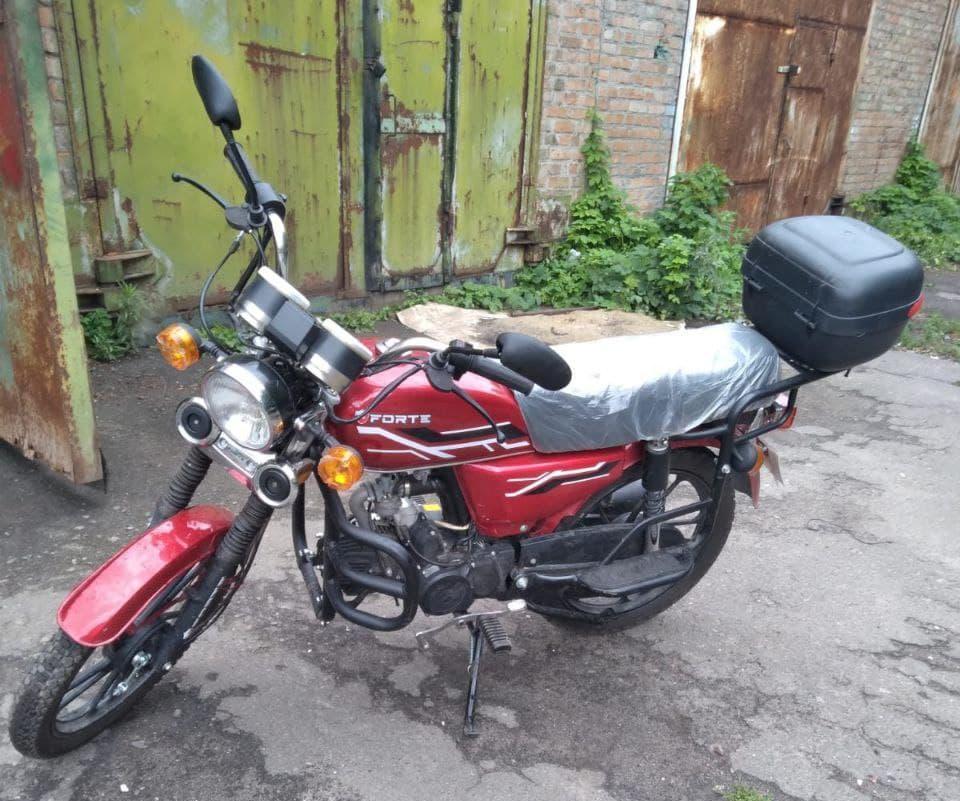 У Жашкові судитимуть чоловіка, який викрав мотоцикл