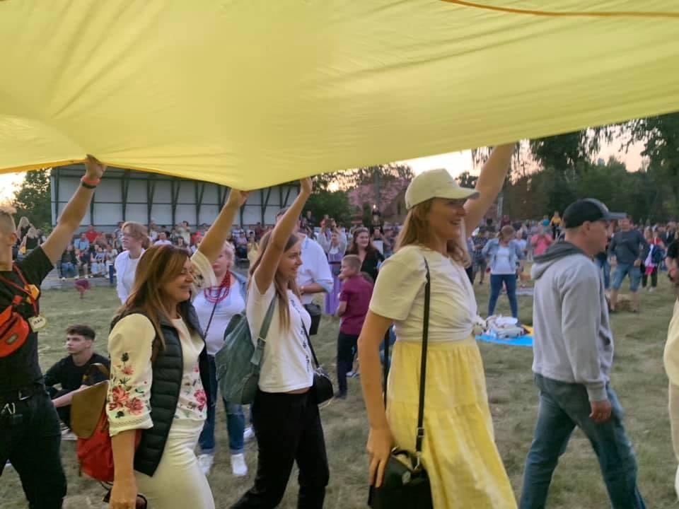 """Шевченківський фестиваль всьоме """"відбурлив"""" у Моринцях"""