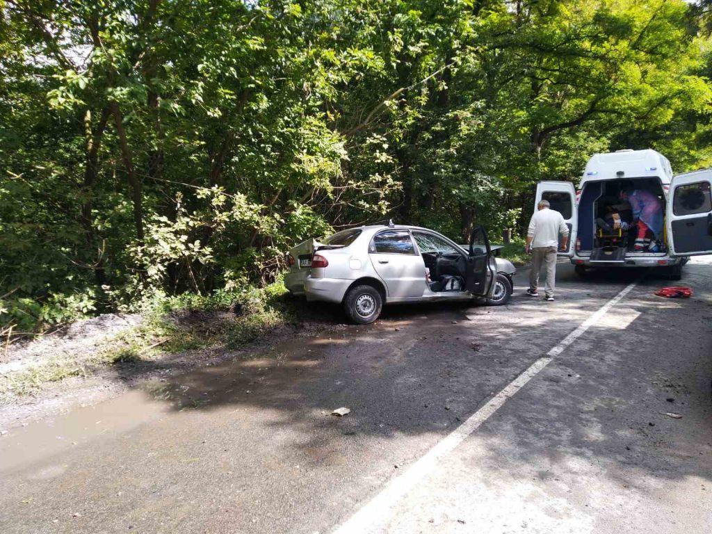 За добу медики екстренки Черкащини надавали допомогу травмованим у п'яти аваріях
