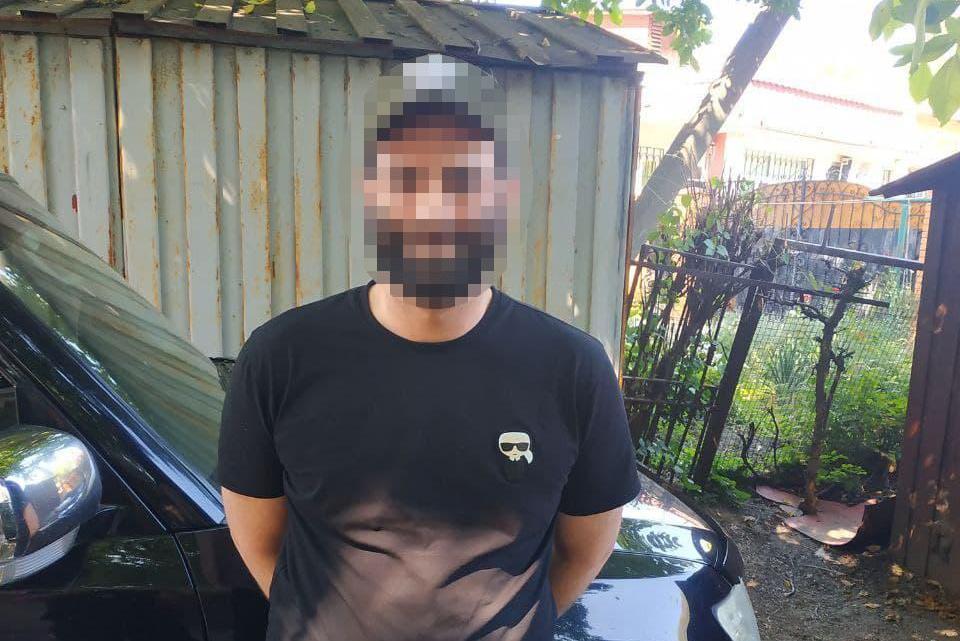 Ізраїльтянина, який влаштував стрілянину в Умані, арештували