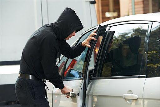 Поліцейські Звенигородки знайшли викрадений автомобіль