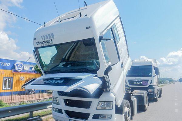 На Черкащині виявили черговий автомобіль з перебитим номером двигуна та дві автівки що перебували в розшуку