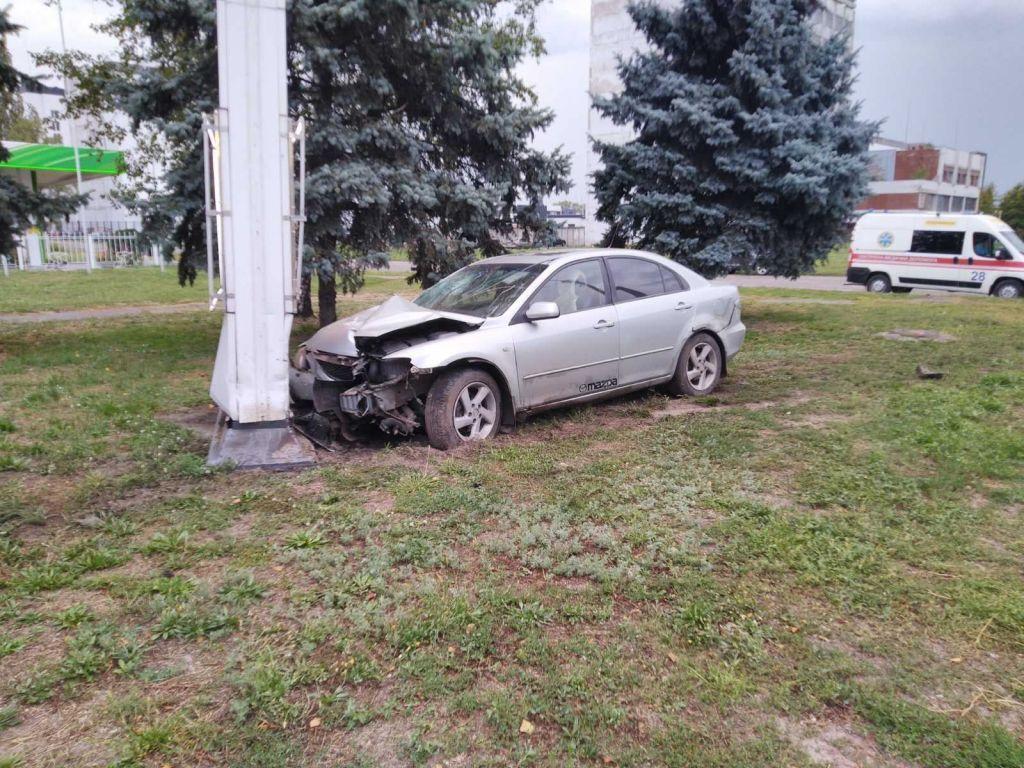 Один загиблий і четверо у лікарні: за останню добу на Черкащині сталося шість ДТП