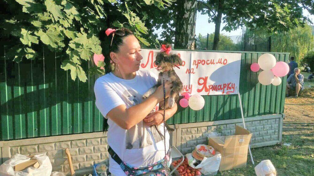 На Черкащині провели благодійний ярмарок на підтримку безпритульних тварин