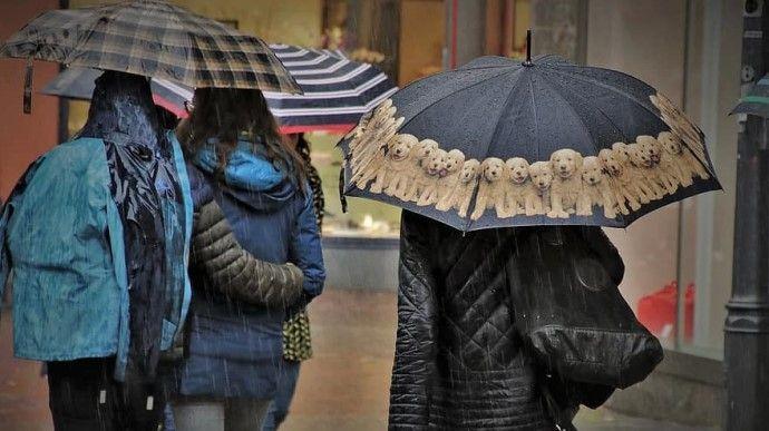 На Черкащину насуваються дощі